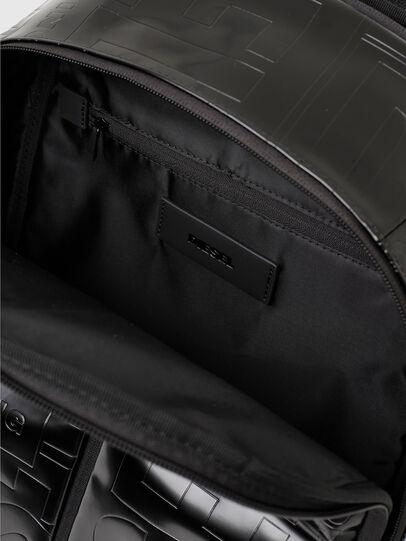 Diesel - X-BOLD BACK, Black - Backpacks - Image 4