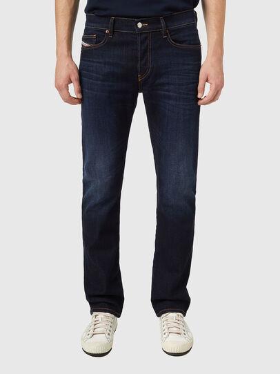 Diesel - D-Mihtry 009ZS, Dark Blue - Jeans - Image 1