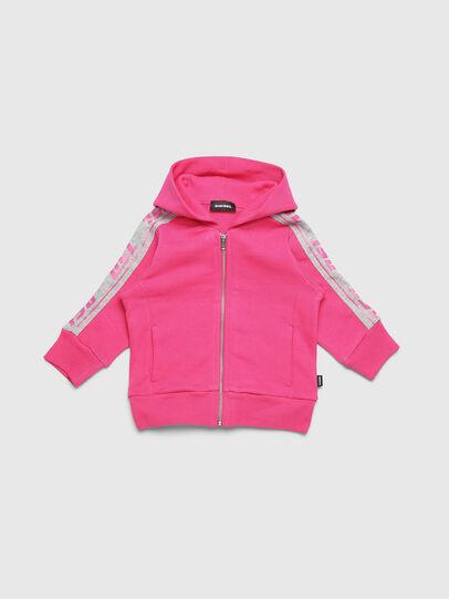Diesel - SUITAXB, Pink - Sweaters - Image 1