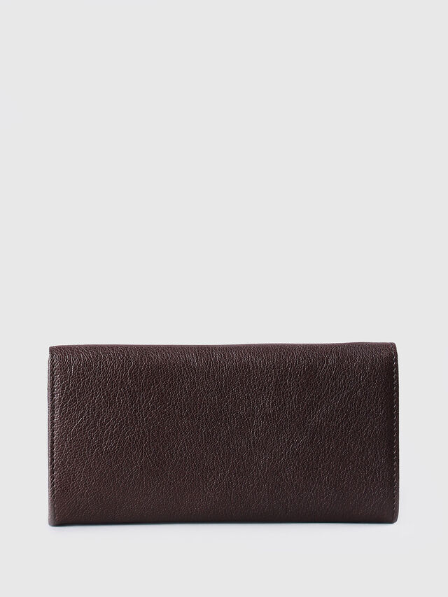 Diesel 24 A DAY, Brown - Continental Wallets - Image 2