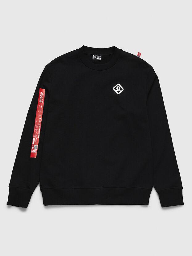 CC-S-BAY-COLA, Black - Sweaters