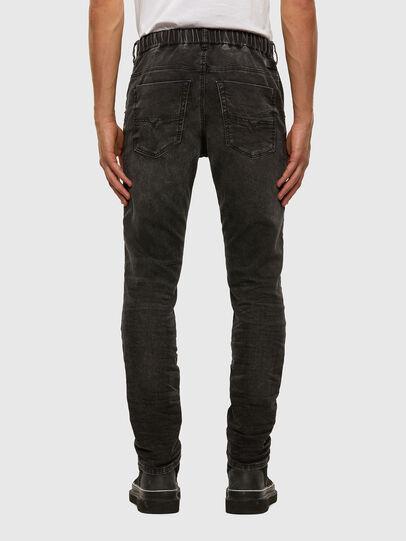 Diesel - Krooley JoggJeans 009FZ, Black/Dark grey - Jeans - Image 2