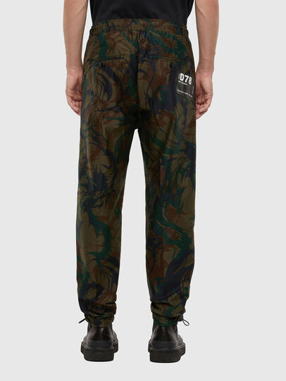 Diesel - P-TRIBE, Military Green - Pants - Image 2