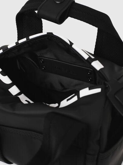 Diesel - F-BOLD MINI, Black - Satchels and Handbags - Image 5