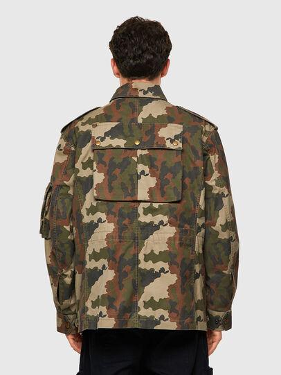 Diesel - J-LOYD-CMF, Military Green - Jackets - Image 2