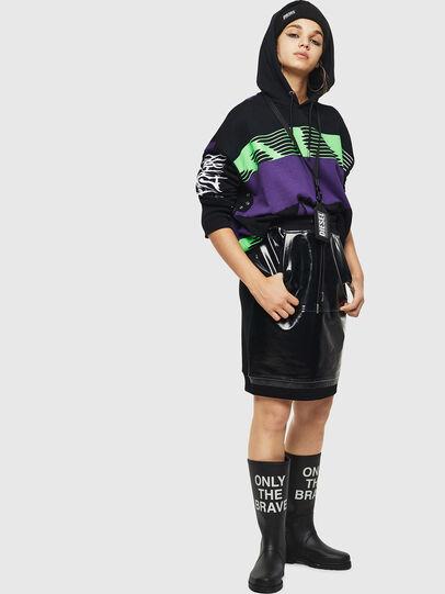 Diesel - O-NYUSHA-A, Black - Skirts - Image 5