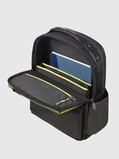 """Diesel - """"KB1*19001 - OPENROA, Black/Yellow - Backpacks - Image 5"""