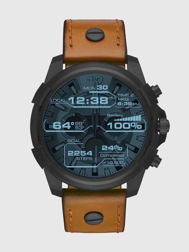 Diesel DT2002, Brown - Smartwatches - Image 2