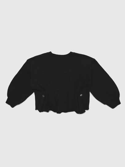 Diesel - SMONDY, Black - Sweaters - Image 2