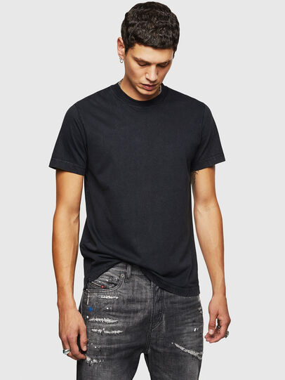 Diesel - T-THURE, Black - T-Shirts - Image 1