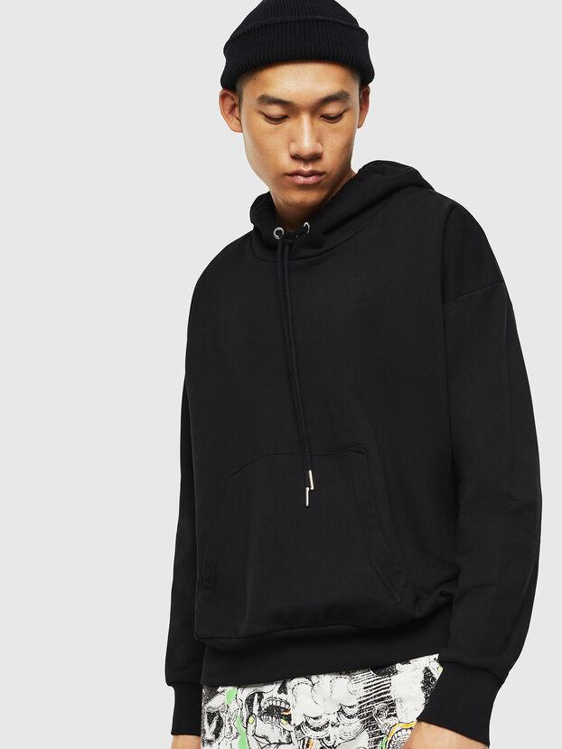S-ALBY-COPY-J1, Black - Sweaters