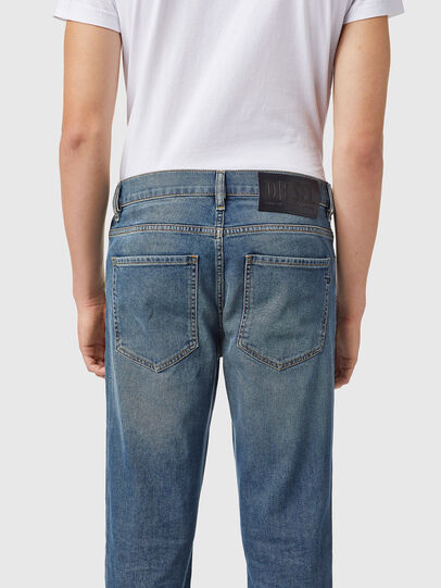 Diesel - D-Vocs 009EI, Medium blue - Jeans - Image 6