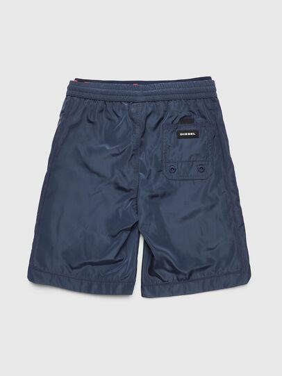 Diesel - MBXBEACH, Dark Blue - Beachwear - Image 2