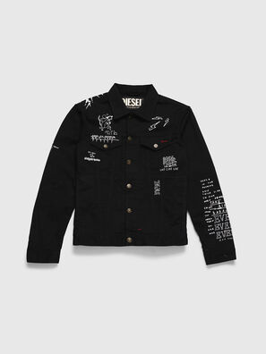 CL-NHILL-T, Black - Denim Jackets