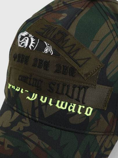 Diesel - C-MIME, Military Green - Caps - Image 3