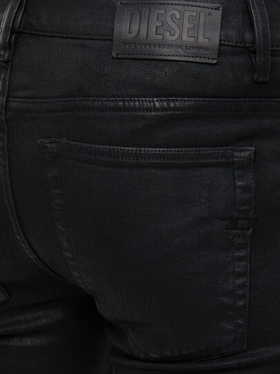 Diesel - D-Amny 009ID, Black/Dark grey - Jeans - Image 4