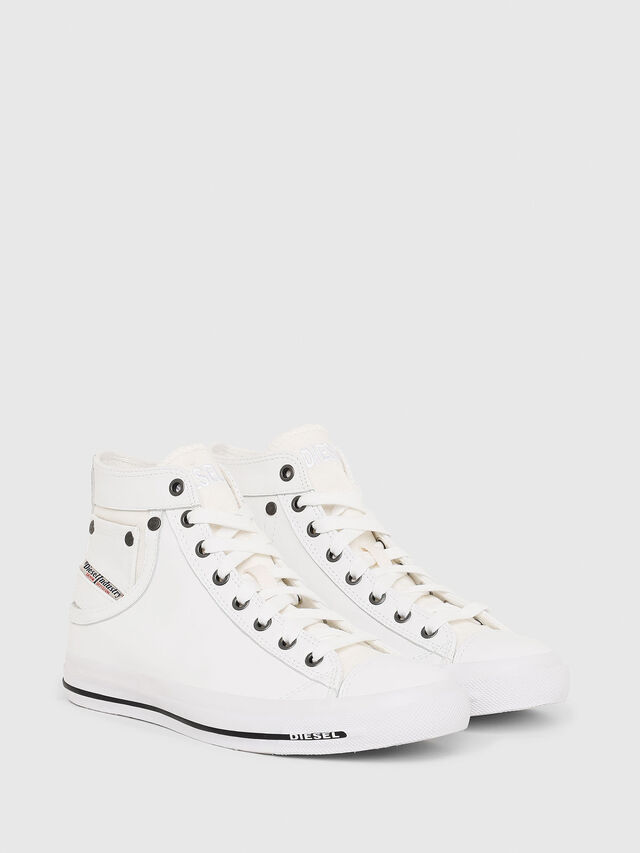 Diesel EXPOSURE IV W, White - Sneakers - Image 2