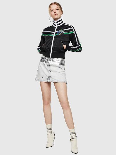 Diesel - F-LIDIUS-G, Black - Sweaters - Image 6