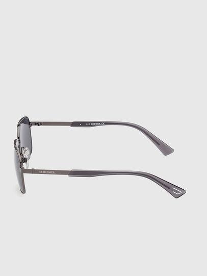 Diesel - DL0354, Grey - Sunglasses - Image 3