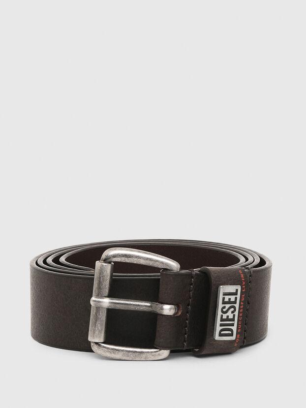 B-LOGIN, Brown - Belts