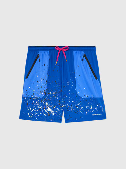 Diesel - BMBX-TUNAPO, Brilliant Blue - Swim shorts - Image 5