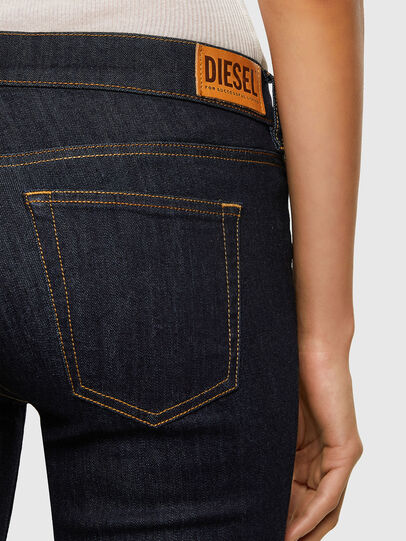 Diesel - D-Ebbey 069MX, Dark Blue - Jeans - Image 4