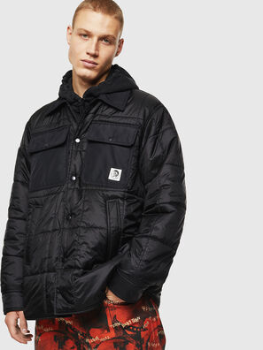 J-WELLES, Black - Winter Jackets