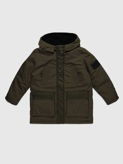 Diesel - JBULLISK, Military Green - Jackets - Image 1