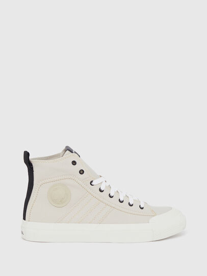 Diesel - S-ASTICO MID LACE, Face Powder - Sneakers - Image 1