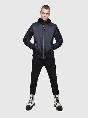 J-SHIRO, Dark Blue - Jackets