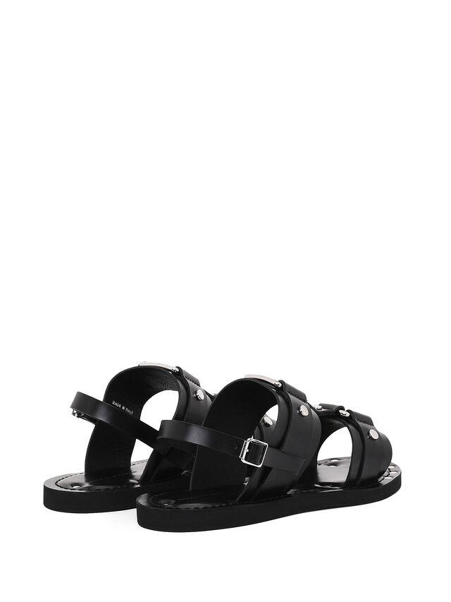 Diesel - SS19-5, Black - Sandals - Image 3