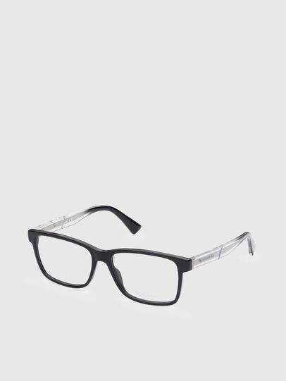 Diesel - DL5407, Black - Sunglasses - Image 2