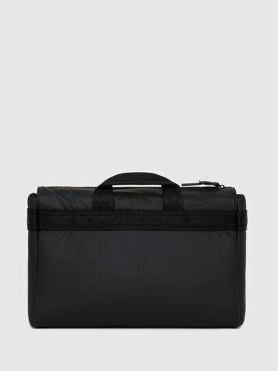 Diesel - F-BOLD MESSENGER II, Black - Crossbody Bags - Image 2