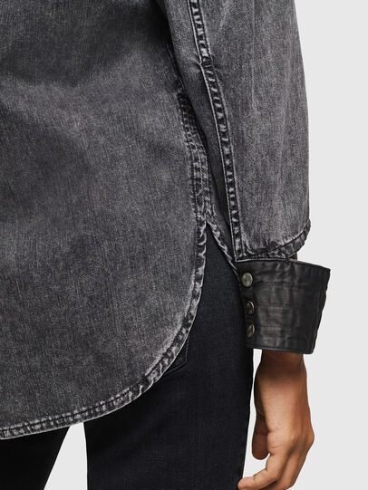 Diesel - DE-COLLY,  - Denim Shirts - Image 5
