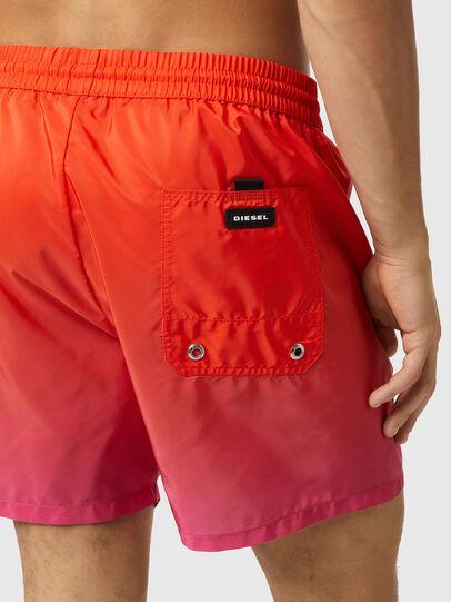 Diesel - BMBX-WAVE-X, Orange - Swim shorts - Image 3