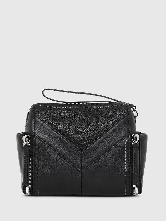 Diesel - LE-BHONNY, Black - Crossbody Bags - Image 2
