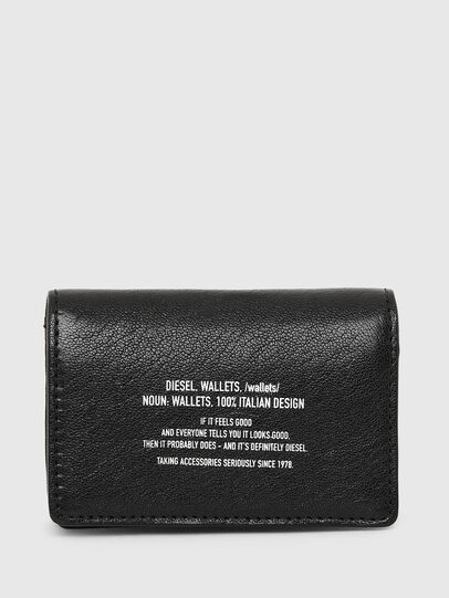 Diesel - DUKEZ, Black - Card cases - Image 1