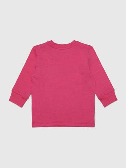 Diesel - TDIEGOCUTYB-FL ML, Pink - T-shirts and Tops - Image 2