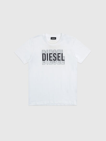 Diesel - TSILYDIESEL, White - T-shirts and Tops - Image 1