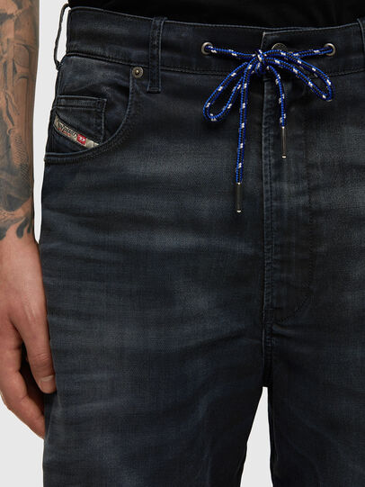 Diesel - D-Skint JoggJeans 069PE, Dark Blue - Jeans - Image 3