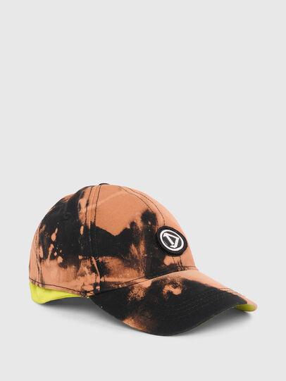 Diesel - C-TRET, Black/Orange - Caps - Image 1