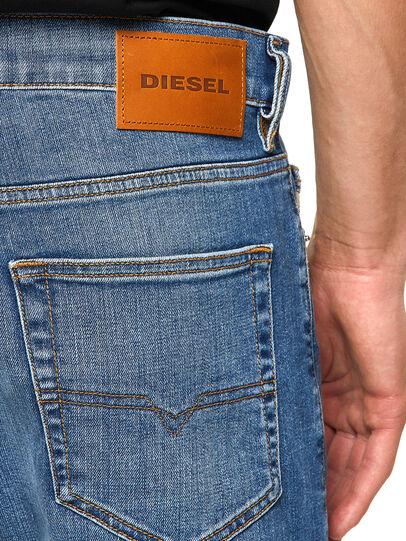 Diesel - D-Luster 009ZR, Light Blue - Jeans - Image 4