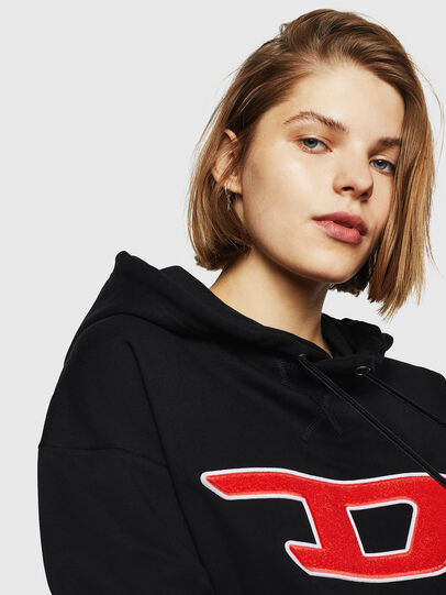 Diesel - F-DINIE-B, Black - Sweaters - Image 3