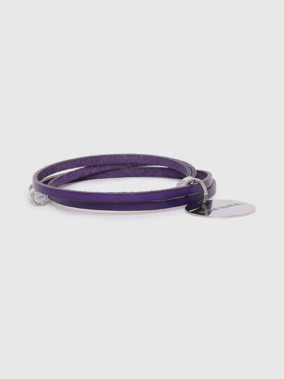 Diesel - A-BIROUND, Violet - Bijoux and Gadgets - Image 1