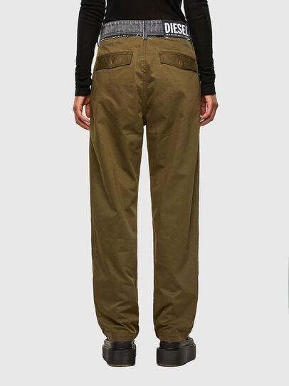 Diesel - P-BLACK, Brown - Pants - Image 2