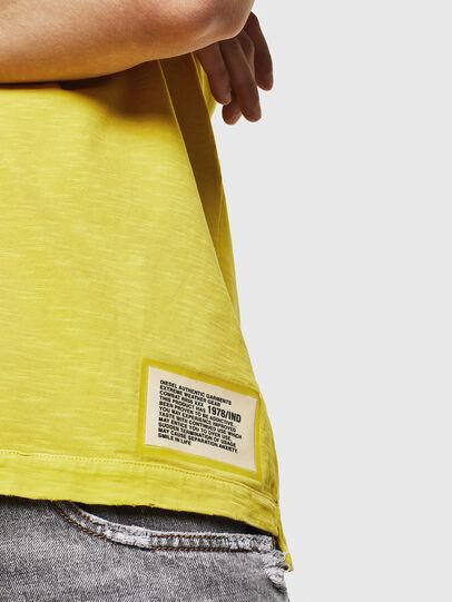 Diesel - T-DIEGO-CUT-A,  - T-Shirts - Image 5