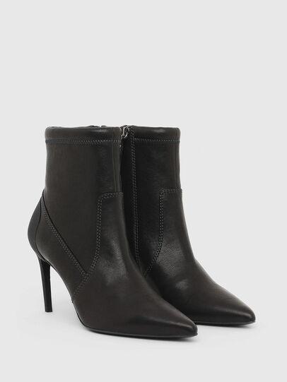 Diesel - D-SLANTY MABZ, Black - Ankle Boots - Image 2