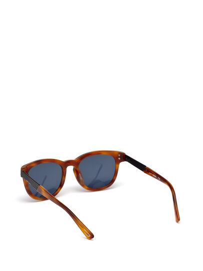 Diesel - DL0237, Light Brown - Sunglasses - Image 2