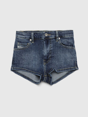 PGINGHER, Dark Blue - Shorts