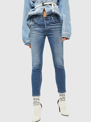 Babhila 086AP, Medium blue - Jeans